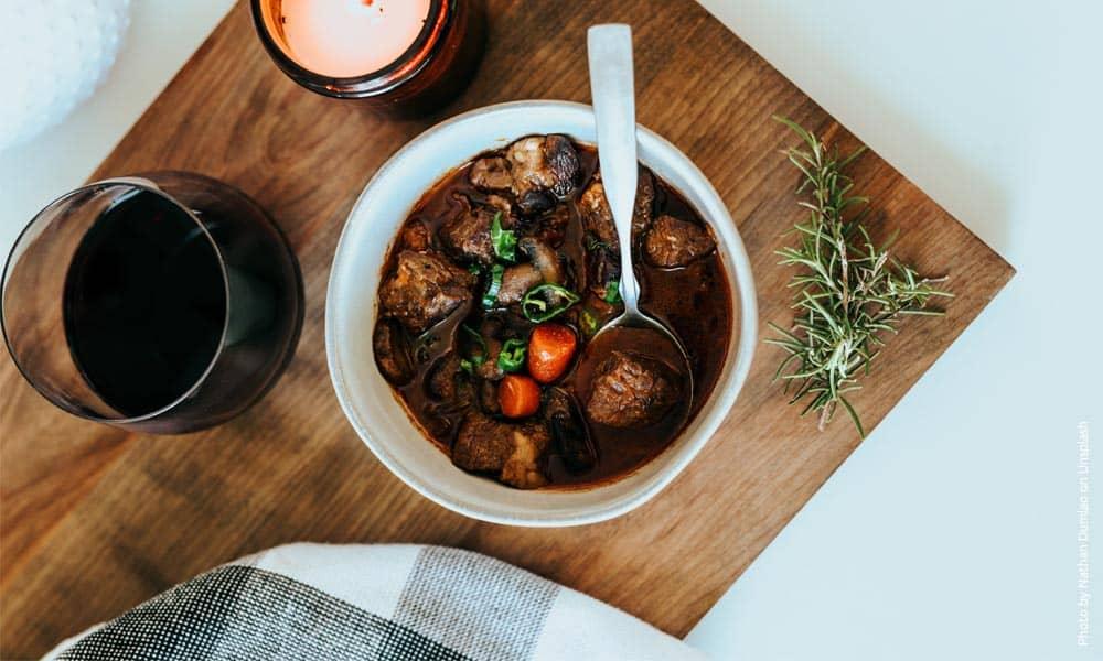 irish stew, irische Rezepte