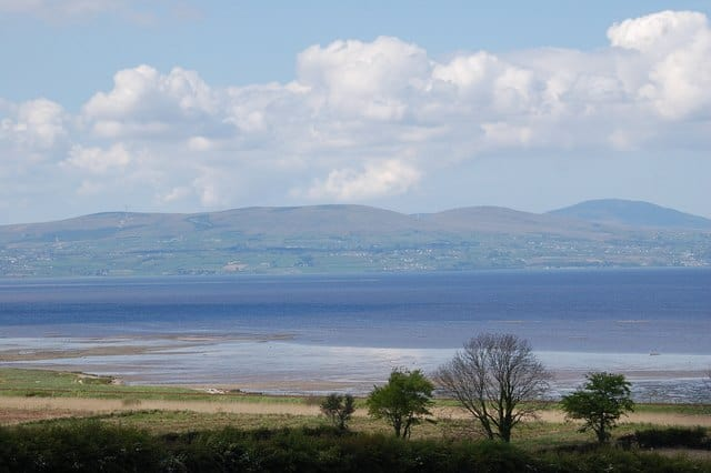 view of Lough Foyle