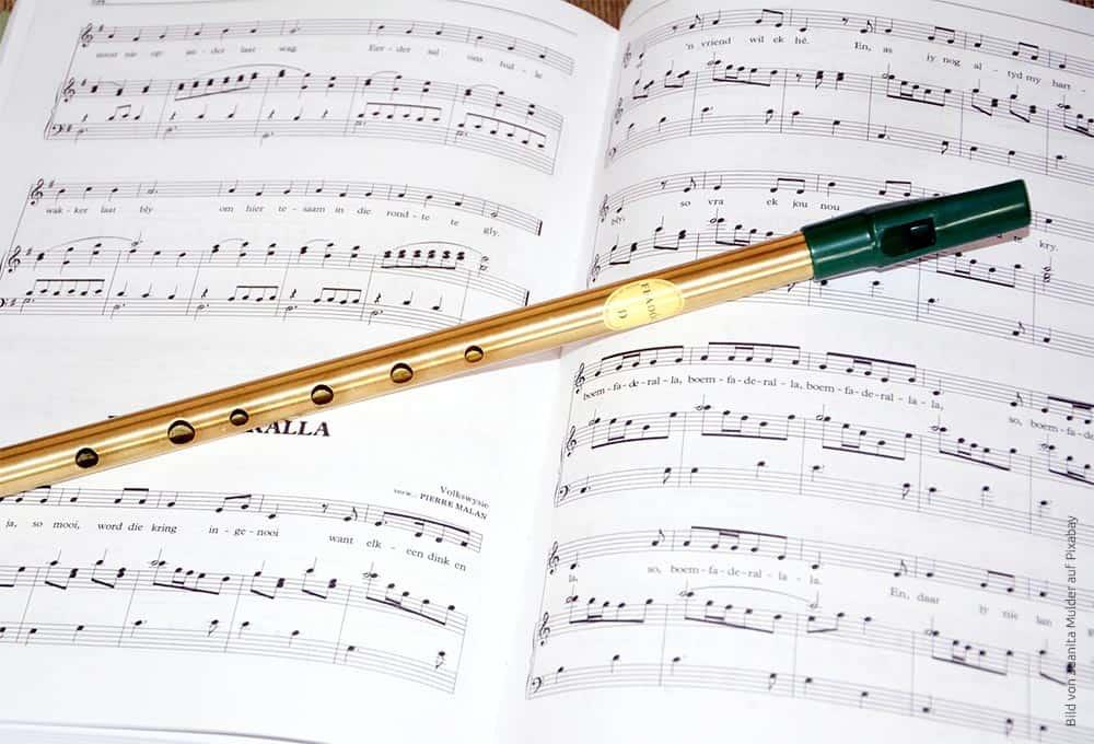 irische flöte