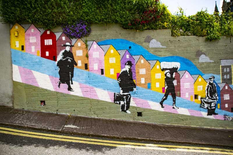 cobh graffiti