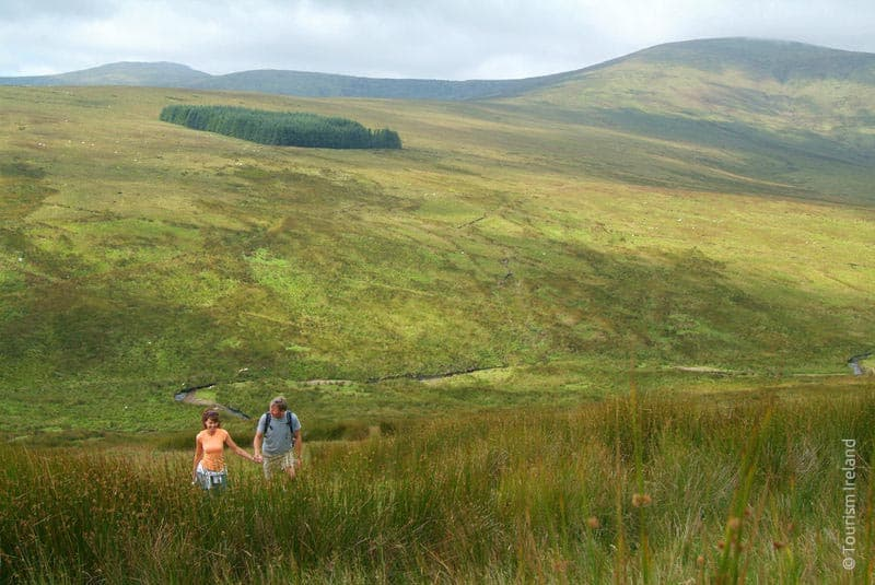 the sperrins