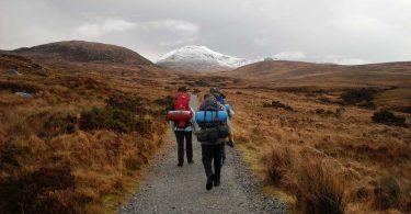 Irland Packliste fürs Wandern