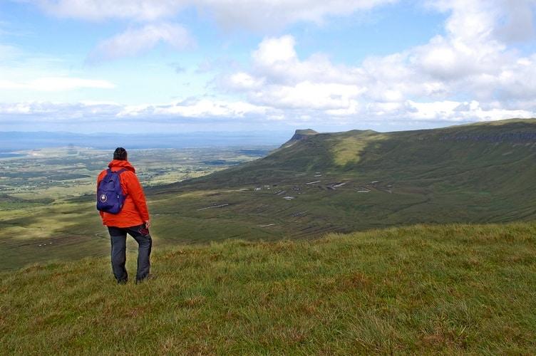 Sligo Wandern Benbulben Ben Bulben Dartry Mountains