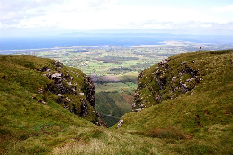 Sligo Wandern Benbulben