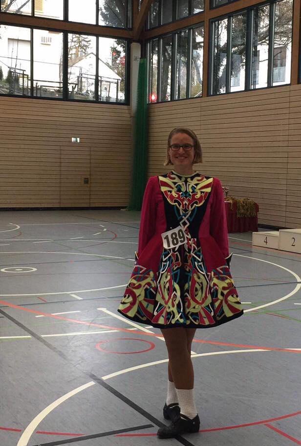 Irish Dance Kostüm