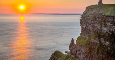 Romantische Orte in Irland