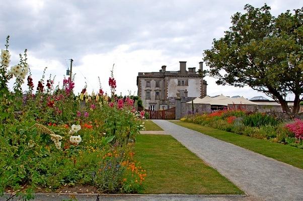 Loftus Hall Irland Garten