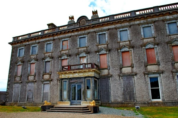 Loftus Hall Irland Wexford
