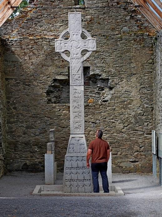County Kildare Moone High Cross