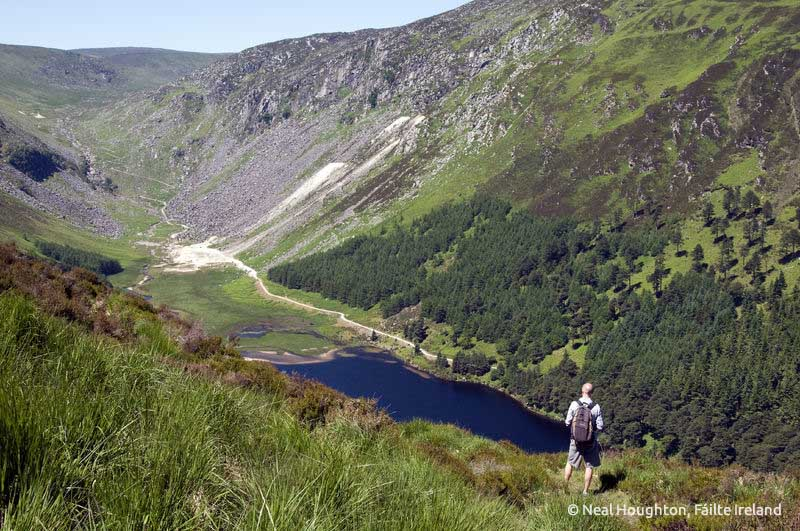 Bergwanderungen Irland