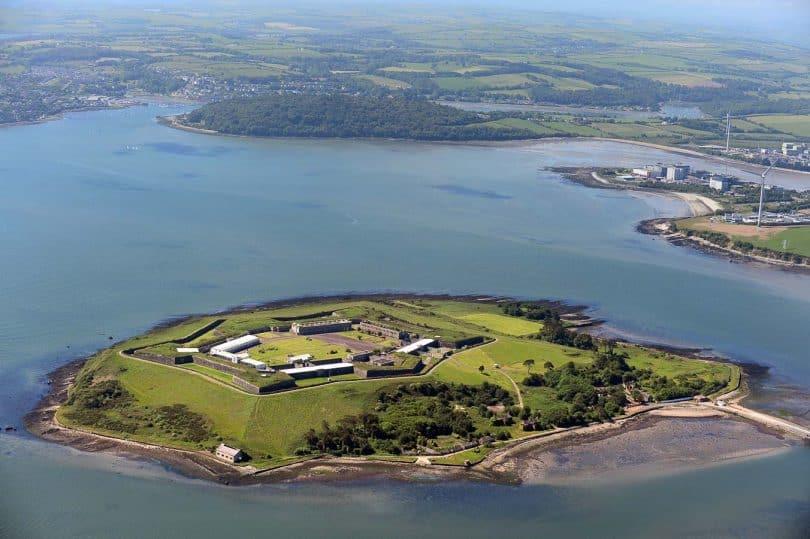 Spike Island Irlands Alcatraz
