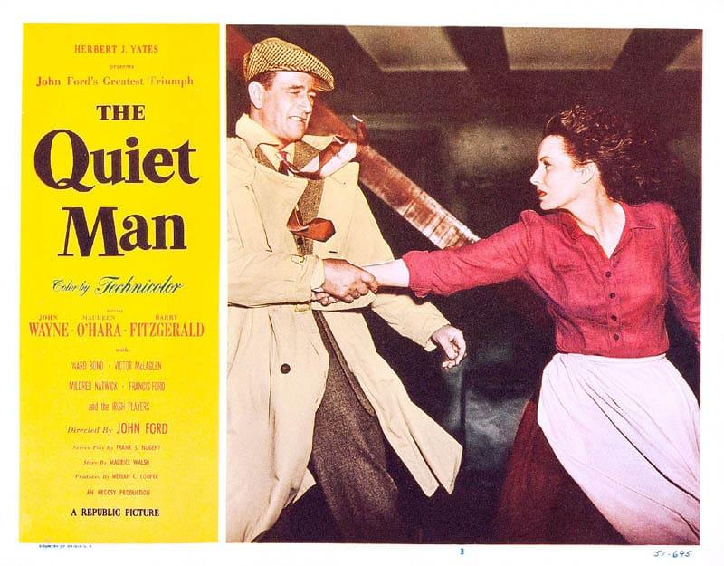 Filmplakat The Quiet Man