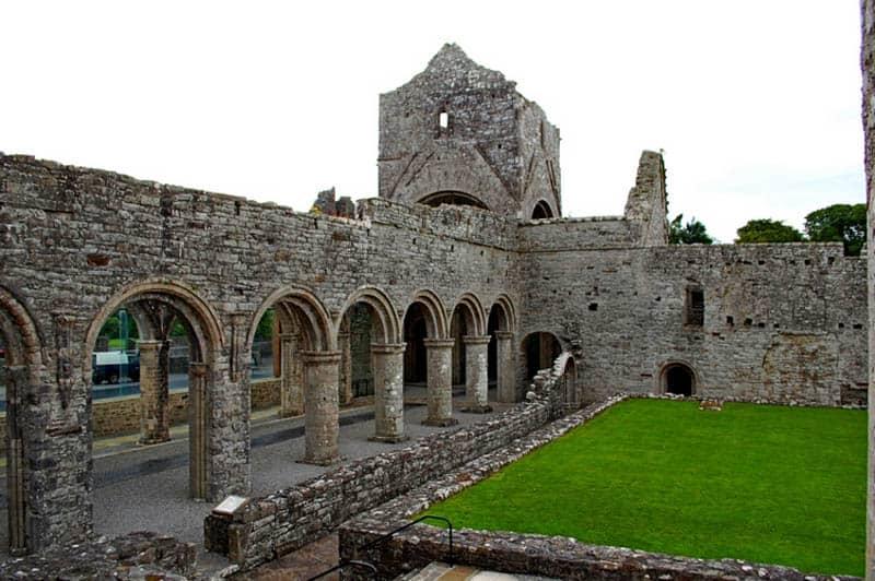 Boyle Abbey Roscommon Irland