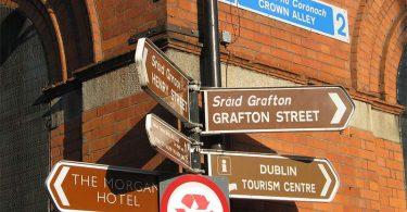 Irisch keltische Sprache