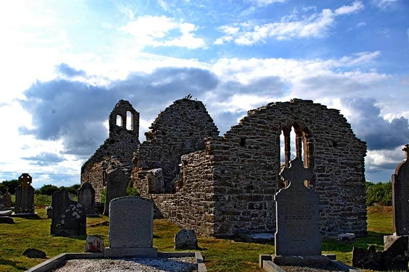 Hook Peninsula St. Dubhan's Church
