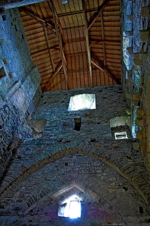 Tintern Abbey Wexford Tower