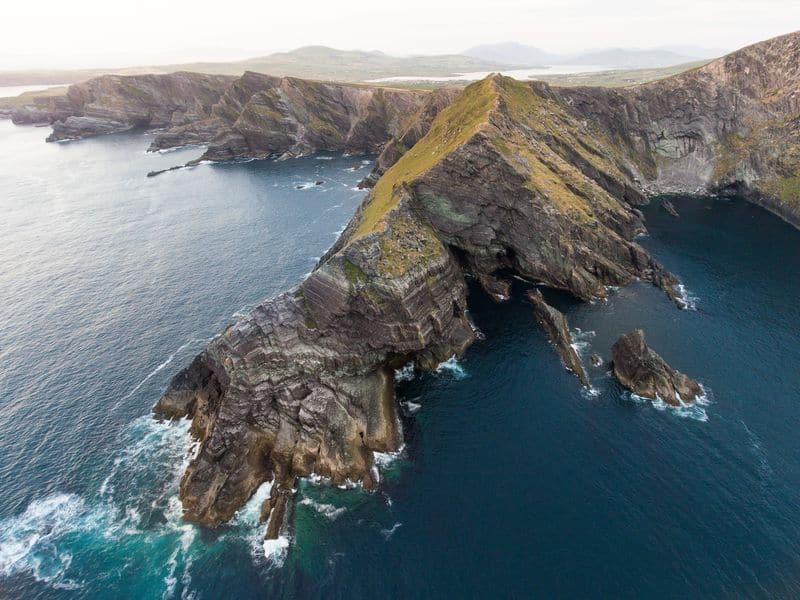 Irlands Klippen _ Kerry Cliffs