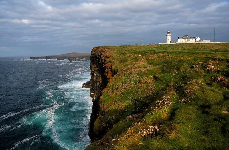 Irlands Klippen, Loop Head