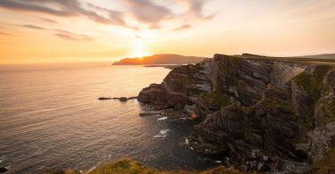 Irlands Klippen