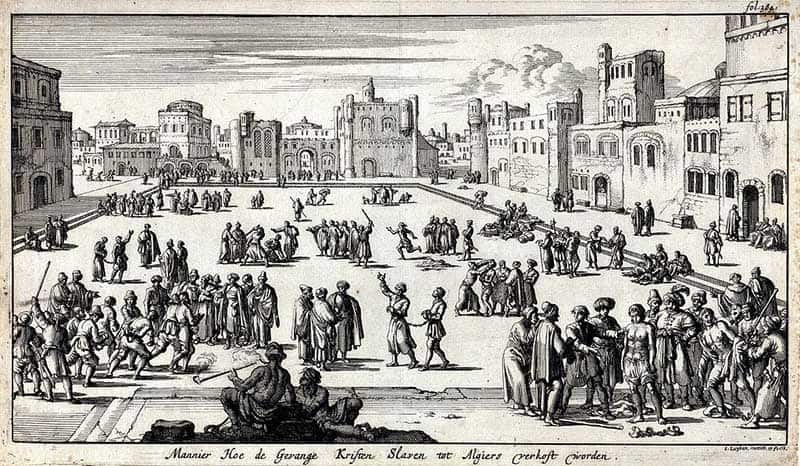 Sklavenmarkt Algier