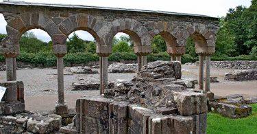 Old Mellifont Abtei Irland