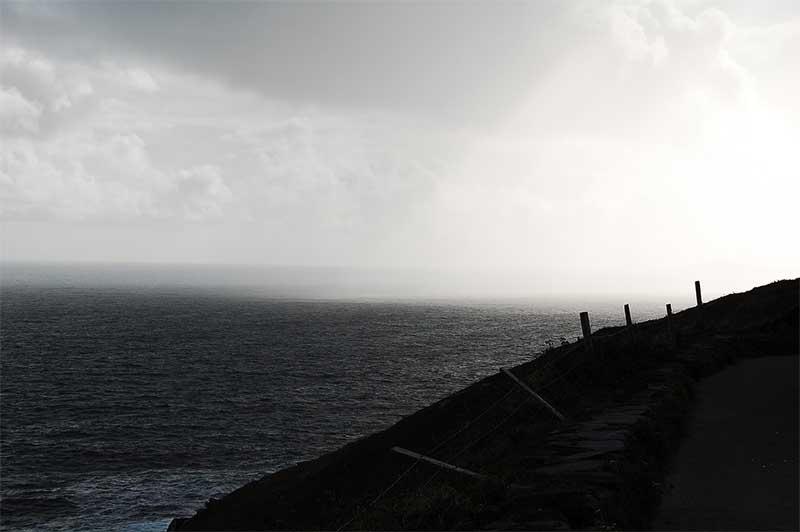Irland Regen
