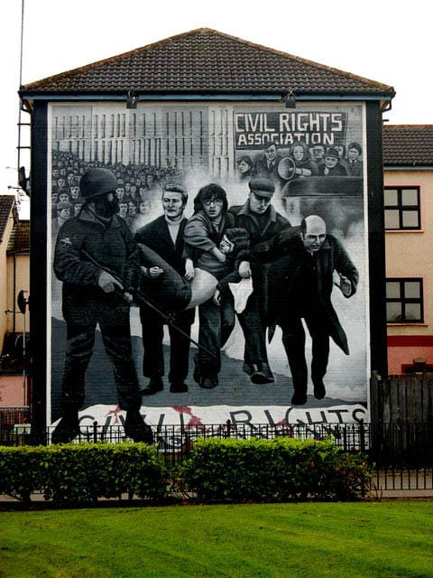 Derry Bloody Sunday