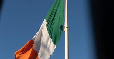 Irland Fahne Unabhängigkeit