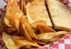 Sandwich mit Chips