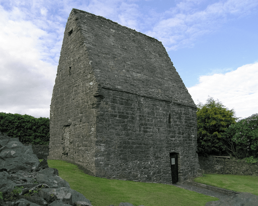 St Columbas House