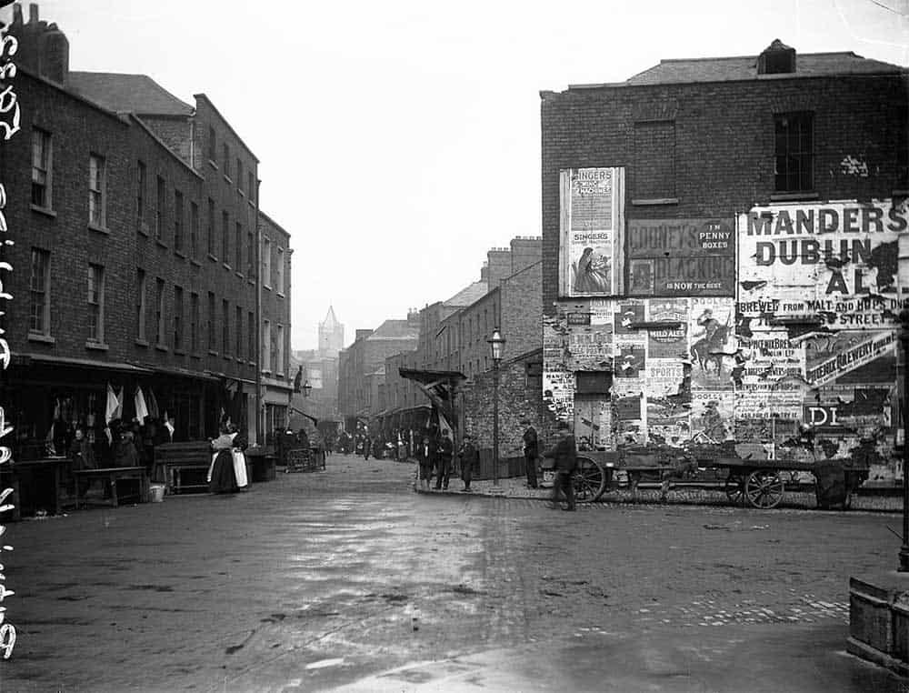 The Liberties Dublin Patrick Street