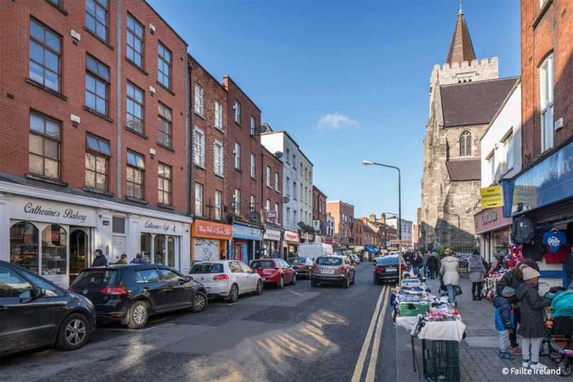 The Liberty Market Dublin