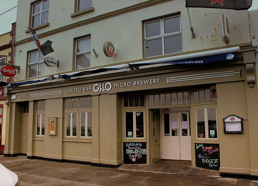 The Oslo Galway