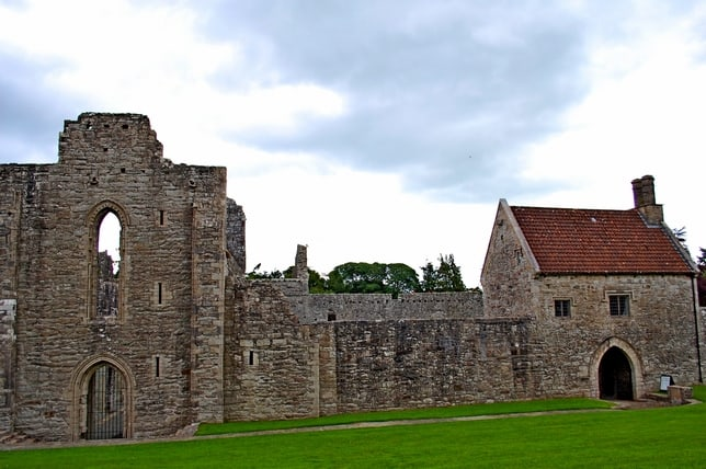 Boyle Abbey Gatehouse