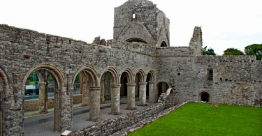 Boyle Abbey Irland