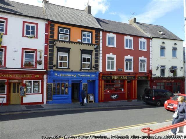 Brewery Corner / Pheelans, Kilkenny