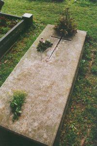 Grab von C.S. Lewis