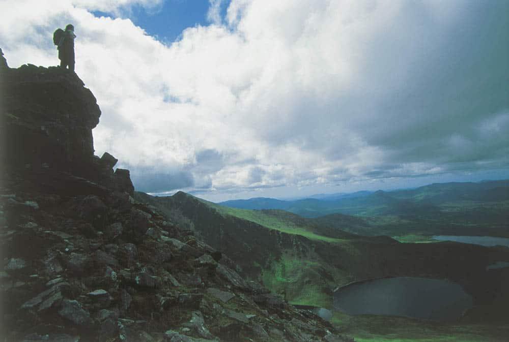 Macgillycuddy's Reeks, Carrauntoohil
