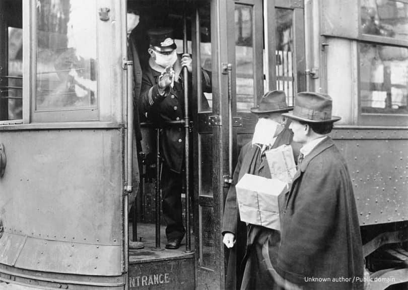Spanische Grippe in Irland