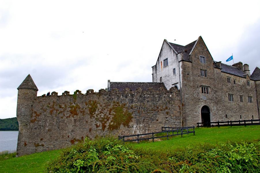 Parke's Castle County Leitrim Ireland