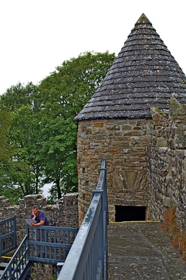 Parke's Castle Pigeon Tower