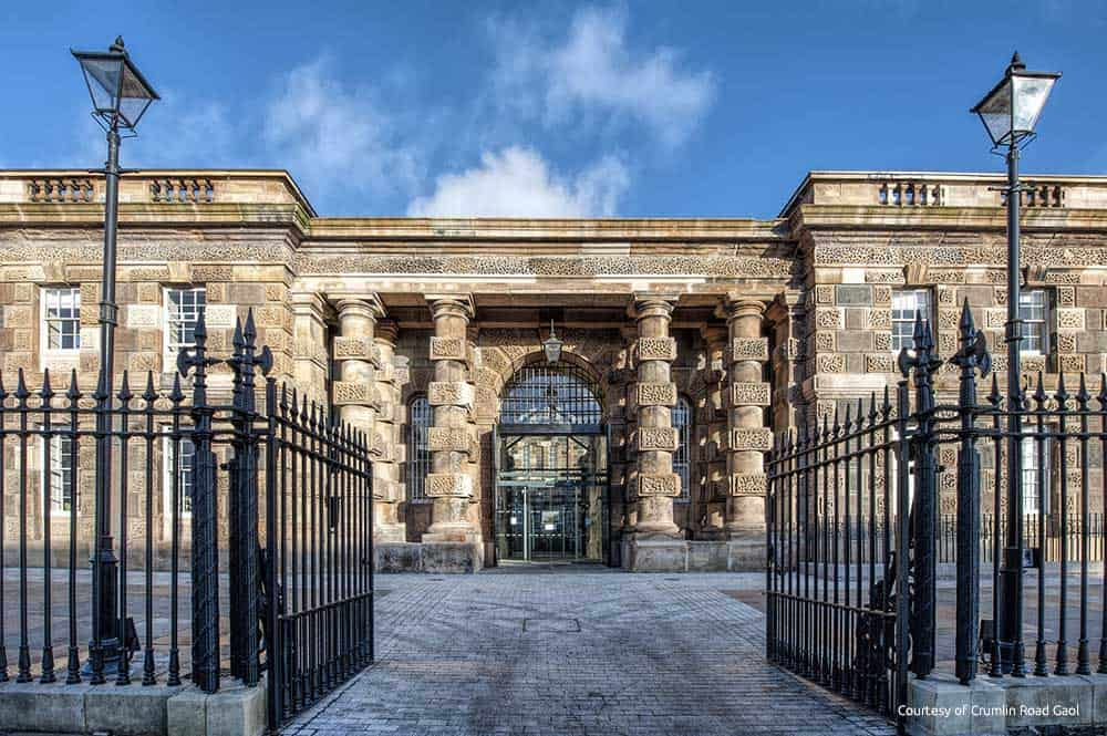 Crumlin Road Gaol Image