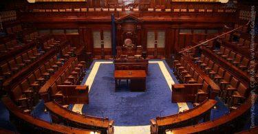 Irlands politisches System