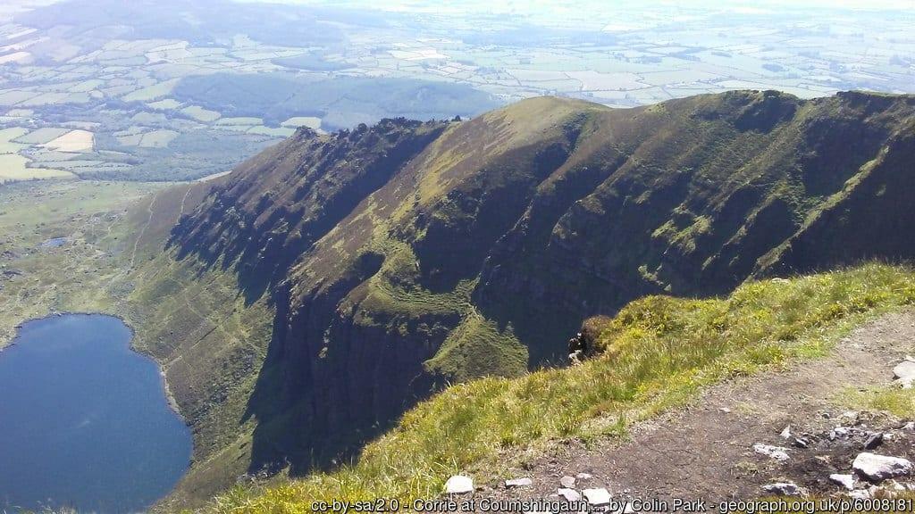 Coumshingaun Comeragh Mountains