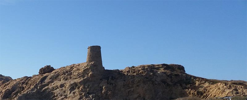 Genueser Turm Korsika