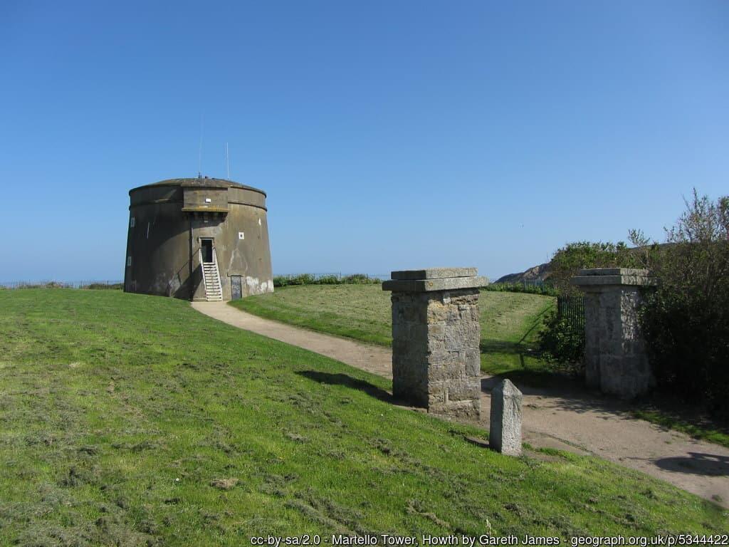 Mortello Tower Howth