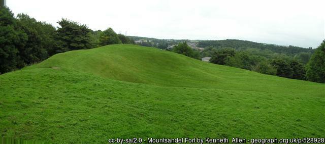 Mount Sandel