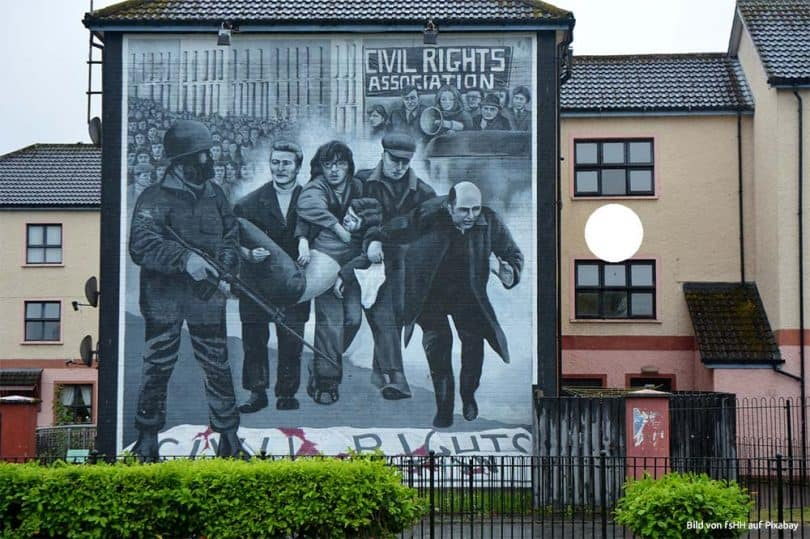Bloody Sunday Irland
