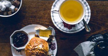 Irische Teekultur