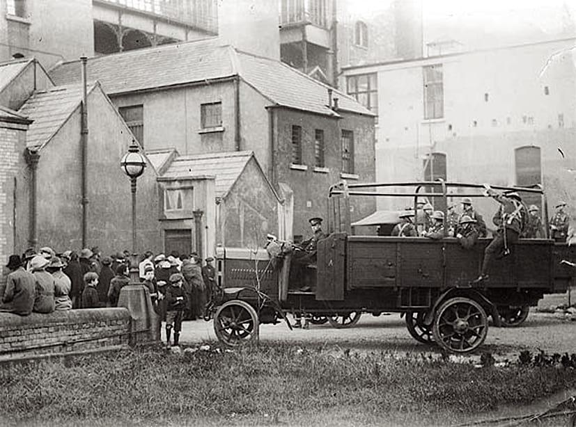 Bloody Sunday 1920 Dublin